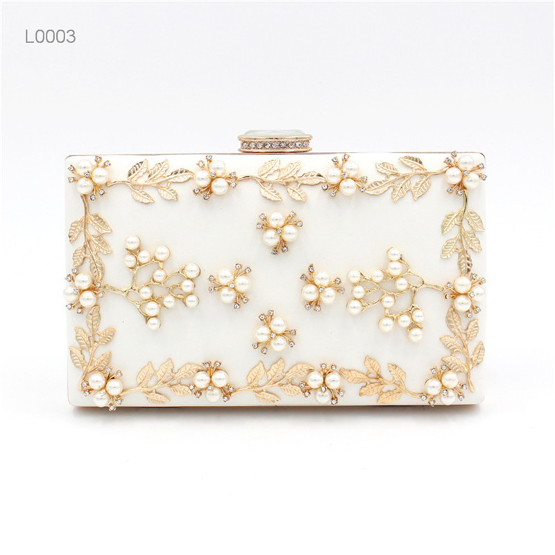 Woman Fashion Designer Evening Crystal Pleats Satin Clutch Bag