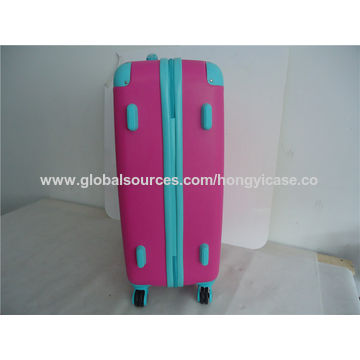 Wholesales 20/24/28 ABS fashion hard luggage
