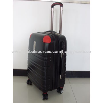ABS luggage sets with guarded corner