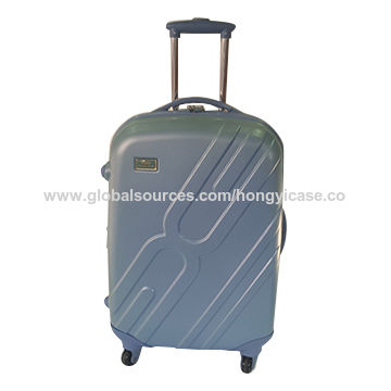 Customized eco-friendly travel luggage case set