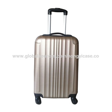 Fashion PC trolley spinner luggage