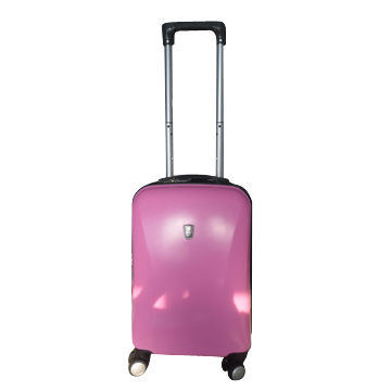 Luggage sets with double wheels