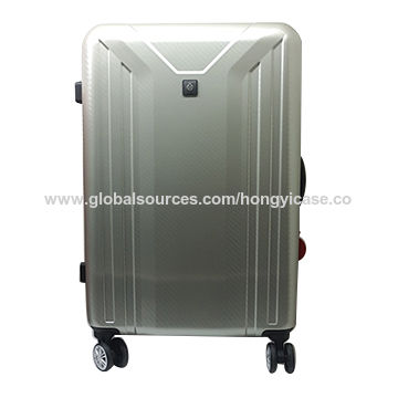 Polycarbonate trolley case set