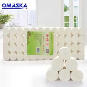 Wood pulp toilet paper wholesale roll toilet paper towel roll toilet paper