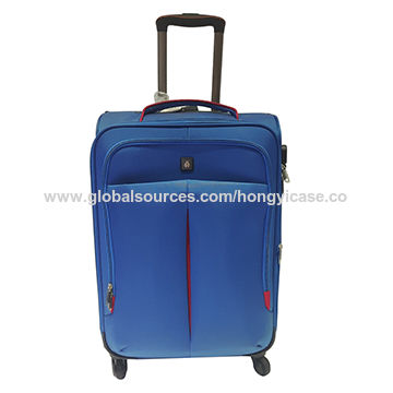 Waterproof polyester luggage case