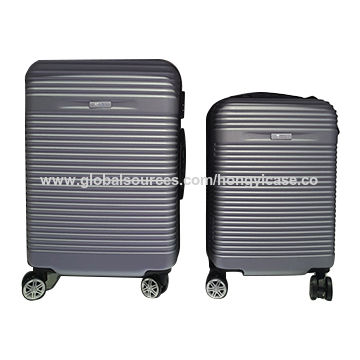 Wholesale ABS hard-shell luggage case