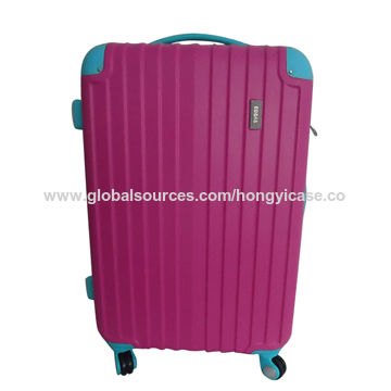 Wholesales 20/24/28 ABS fashion hard luggage Featured Image
