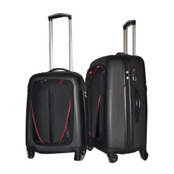 ABS+EVA mixed trolley luggage