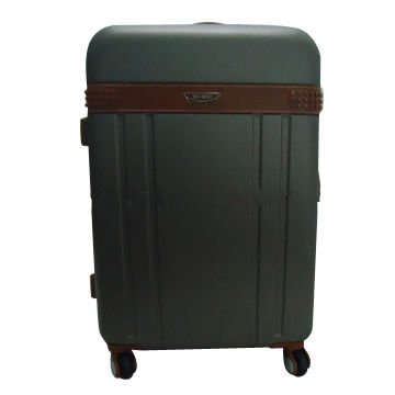 ABS flight bag luggage with trolley