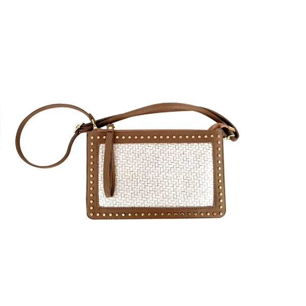 Classic easy to go with retro handheld shoulder and crossbody bag