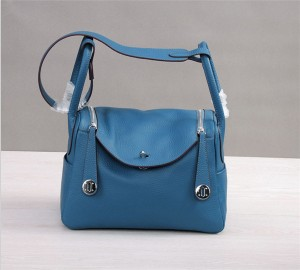 High Quality Designer Togo Leather Bags For Women Medicine Lindy Handbag