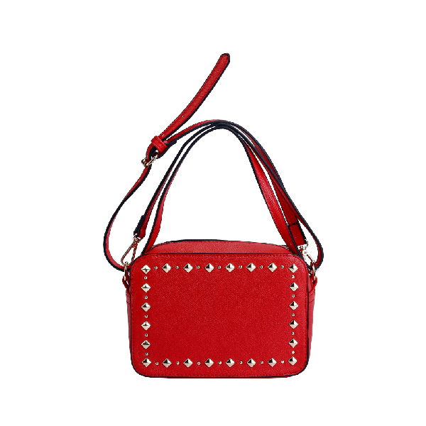 Rivet Crossbody Bag