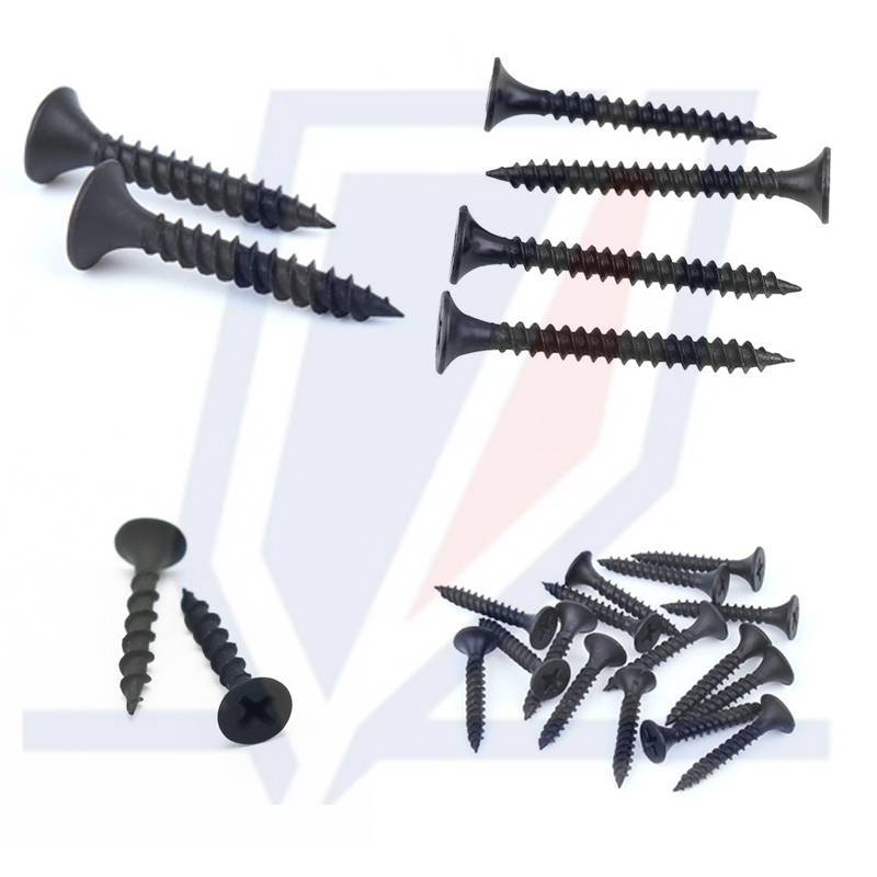 c1022a bugle head black drywall screws