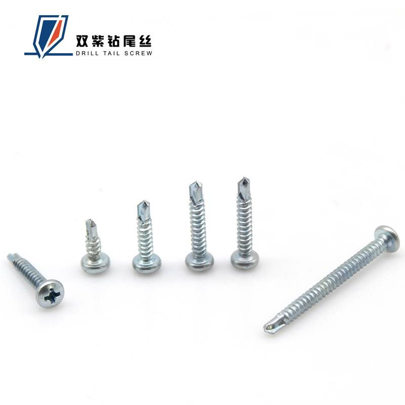 M8 high quality Pan head self drilling screws