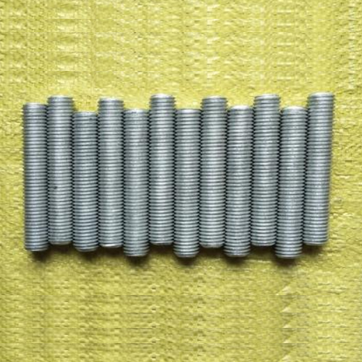 4.8 hot dip galvanized  Full thread screw