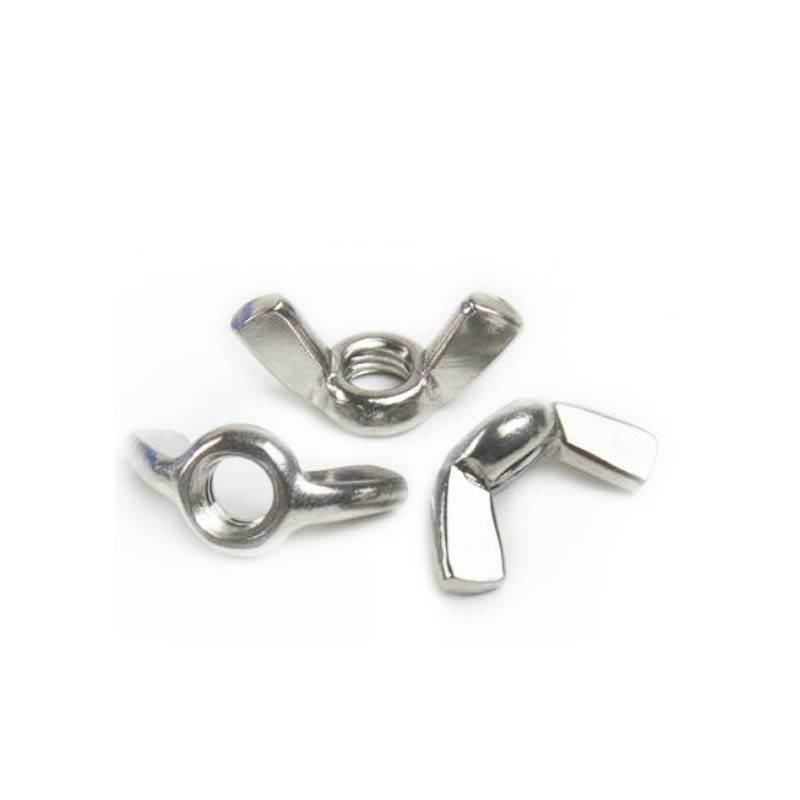304 316 Stainless steel butterfly nut