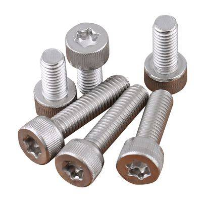 Hot Dip Galvanized Torx head Screw