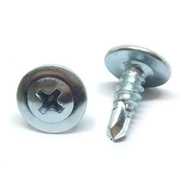 Truss head self drilling screw Featured Image