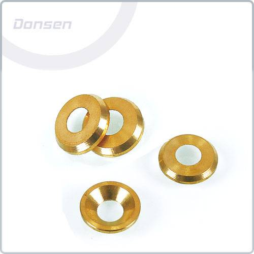 Brass Bowl Type Washers