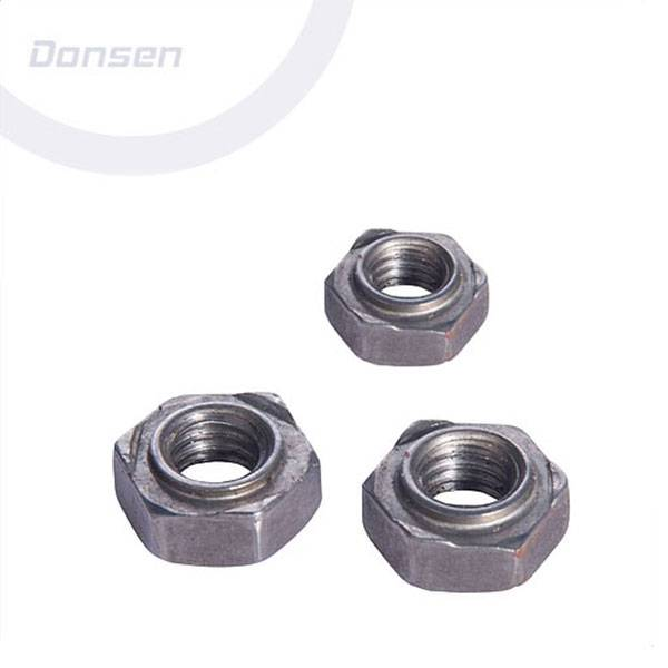 Hexagon Weld Nuts Featured Image