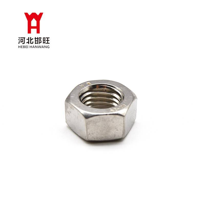 Metric DIN 934 Hexagon Nuts