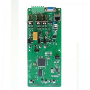 NC7004 4 in 1 Networking Card