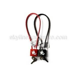 China Manufacturer for Stainless Steel Bicycle Lock -