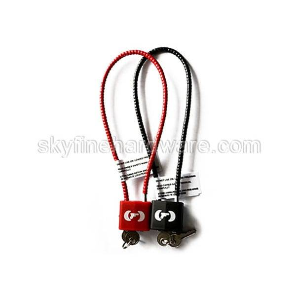 Online Exporter Retractable Combination Lock -