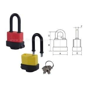 Best quality Gun Cable Padlock -
