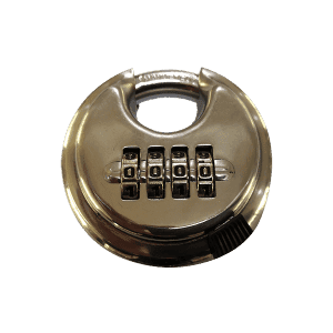Password Disc Lock
