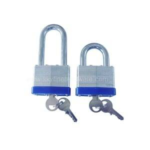 New Arrival China Disc Key System Padlock -