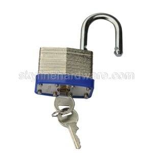 Quality Inspection for Padlock Master Key -