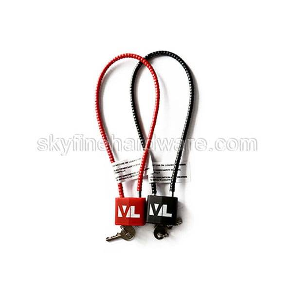 Cheapest Price Bicycle 4 Digit Cable Lock -