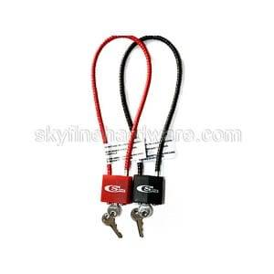 Lowest Price for Number Cable Lock -