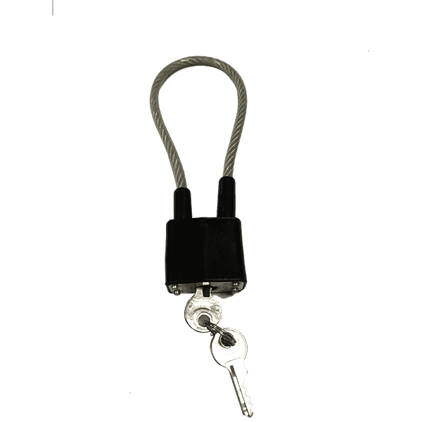 factory customized Double Locking Waterproof Padlock -