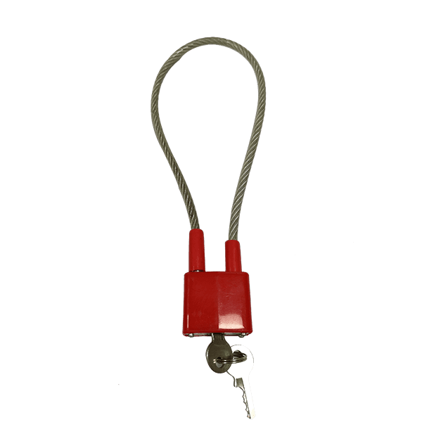 Hot-selling Steel And Plastic Cable Gun Lock -