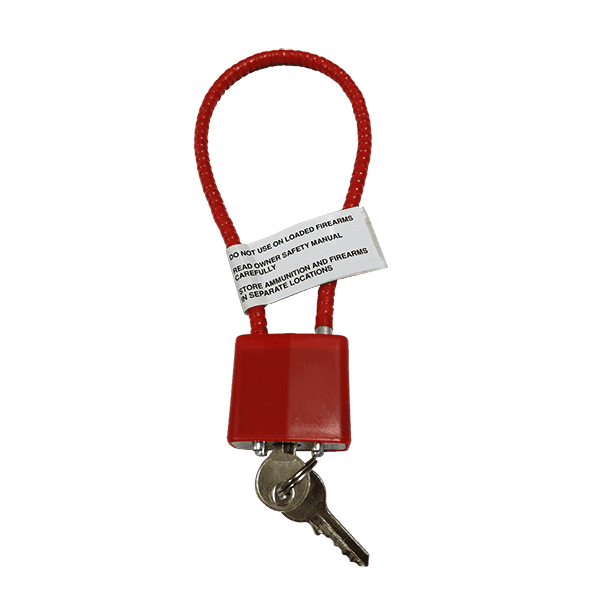 Professional China Plastic Cover Padlock -