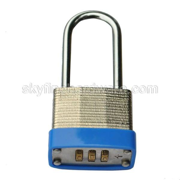 Factory For Waterproof Padlock -
