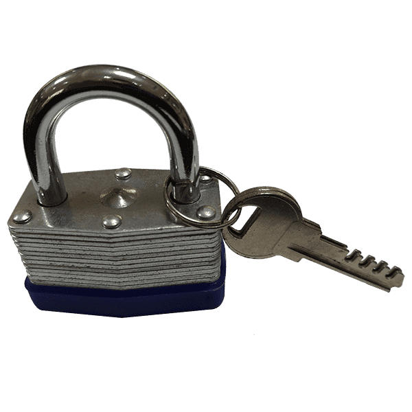 OEM Customized Steel Laminated Safety Padlock -
