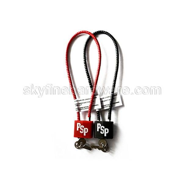 Factory supplied Top Security Padlocks -