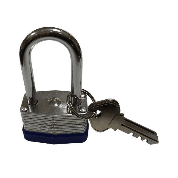 Good Quality Laminated Steel Safety Padlock -