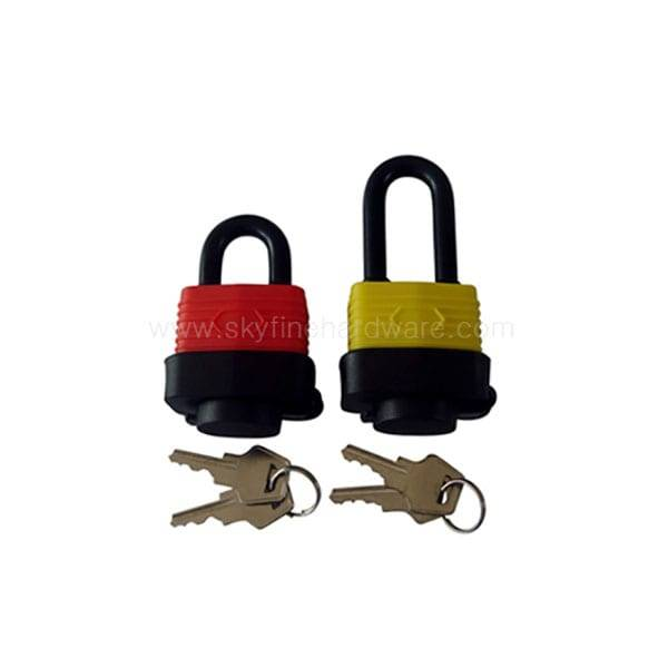Wholesale Price Round Steel Padlock -