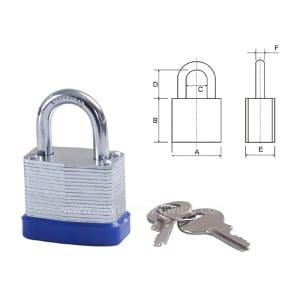 Leading Manufacturer for Padlocks Heavy Duty -