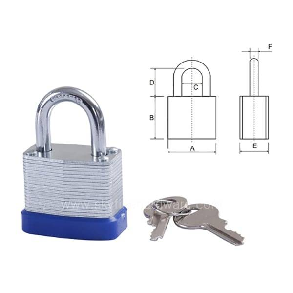 Special Design for Heart Love Padlock -