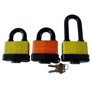Top Suppliers Laminated Pad Lock -