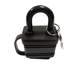 Factory directly supply Hardened Shackle Security Iron Padlocks -