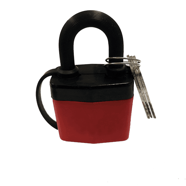 Factory directly Simple Type Laminated Padlock -