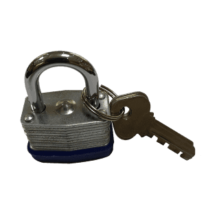 Ua laminekaʻia Padlock 30MM