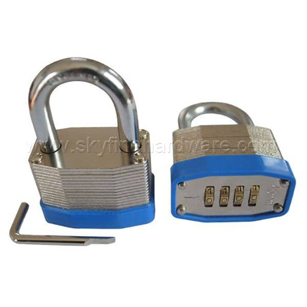 Europe style for Stainless Steel Cable Security Locks -