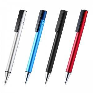 4 Colors Available Retractable Gel Pen